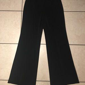 White House Black Market wide leg trouser